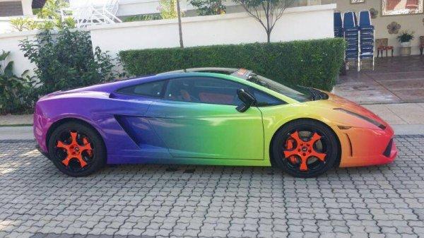 trop belle la voiture