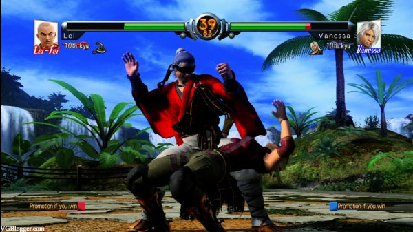 virtua fighter 2ieme partie