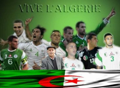 vive l'equipe national