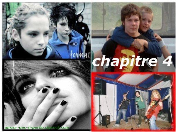 Chapitre 4 *  Amours  ,  Amitier  ,   Musique   et...   L'école?!