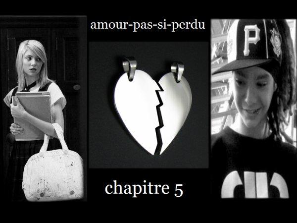 chapitre 5 *séparation*