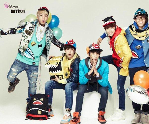 B1A4 :D ♥