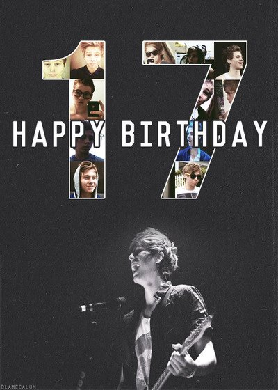 Bon anniversaire Luke ♥♥♥