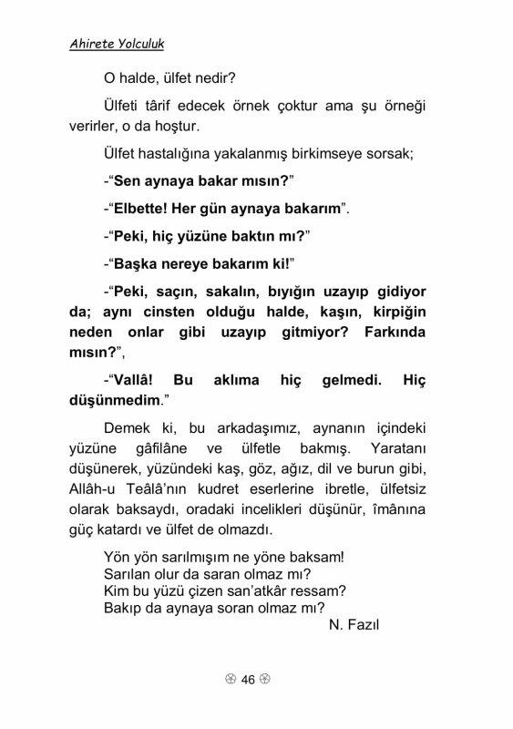 Ahirete Yolculuk_Murat ÖZCAN