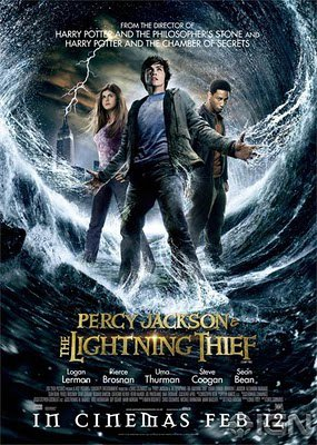 Percy jackson, le voleur de foudre De : Rick Riordan