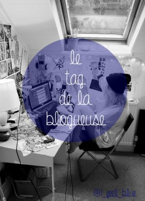 Tag de la bloggeuse