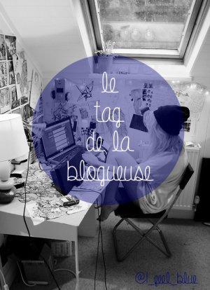 Tag de la bloggeuse