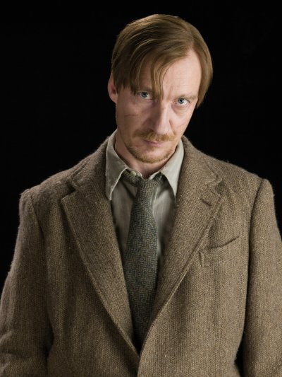 3 partie / Remus Lupin