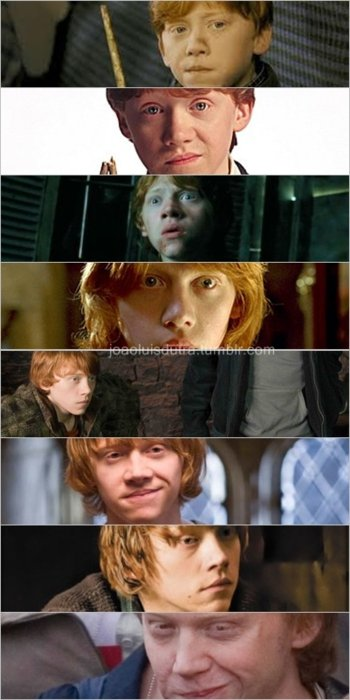 part 3 /Ron Weasley  (Ronald)