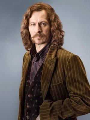 3 parti / Harry et Sirius