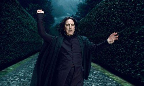 part 2  / Severus Rogue, l'un des plus grand et intéressant personnage d'Harry Potter.