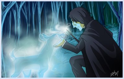 part 3 / Patronus