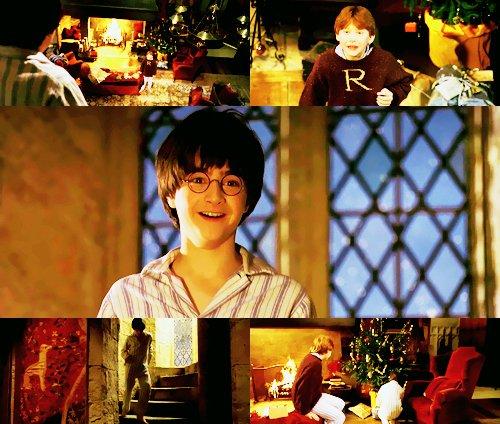 Joyeux Noel mes amis Potterhead !