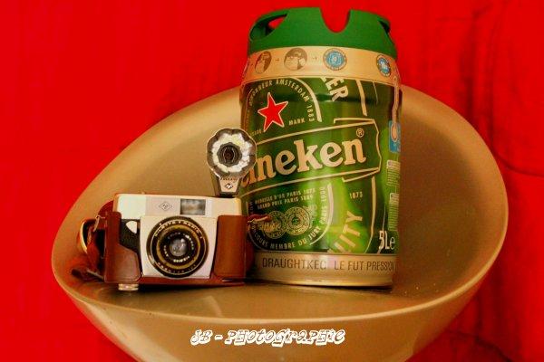 Ma collection de vieil appareils photographiques