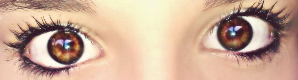 Mes yeux ♥♥