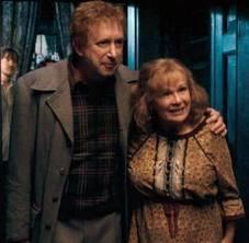 Personnages peu connus : Molly  et Arthur Weasley