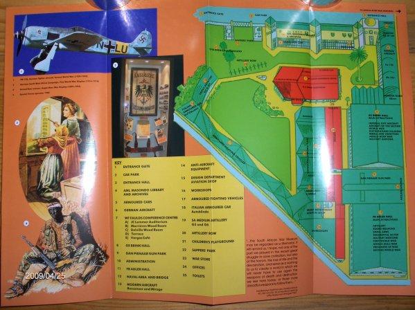 4. Brochure de présentation du Musée