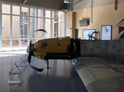 6. Salle aéronautique allemande 2GM