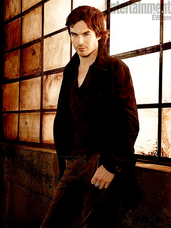 . The Vampire Diaries :  Voici une nouvelle photo promotionnelle de la saison 3, de Damon Salvatore..