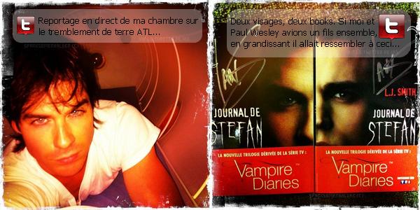 . The Vampire Diaries : Première photo promotionnelle de la saison 3, enfin en HQ. .