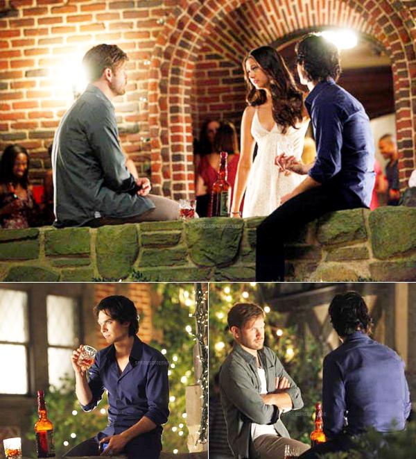. The Vampire Diaries : Voici trois stills de la saison 3. .