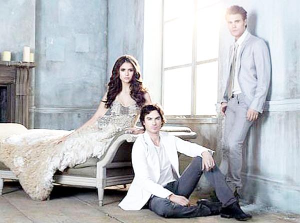 . The Vampire Diaries : La première photo promotionnelle de la saison 3 (magnifique ♥). .