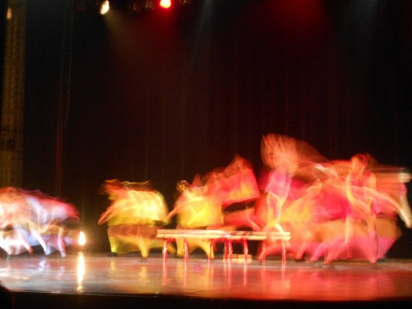 La Danse, encore un art qui me tient à coeur...