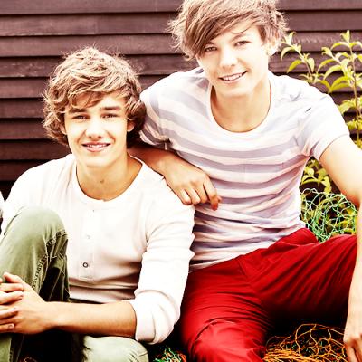 Émouvante chanson with Liam et Louis