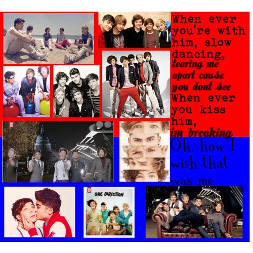 One Direction I Wish