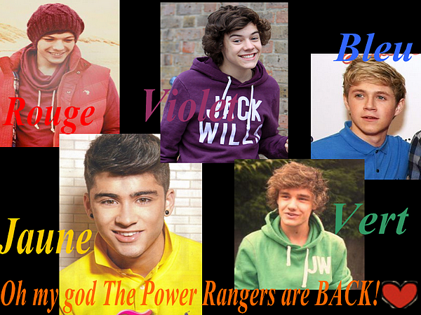 One Direction Youngs