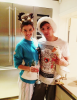 Louis Tomlison et Eleanor Calder