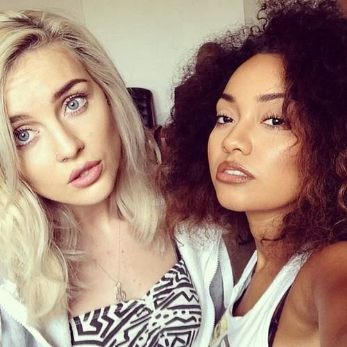 Leigh-Anne Pinnock et Perrie Edwards