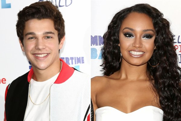 Austin Mahone craque pour Leigh-Anne Pinnock des Little Mix