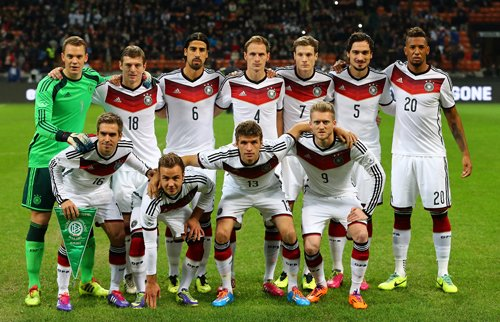 World Cup 2014 Final Allemagne VS Argentine