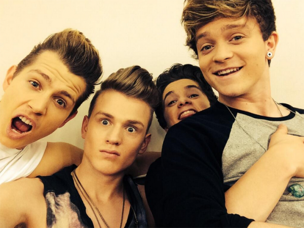 "The Vamps ""Another World"""