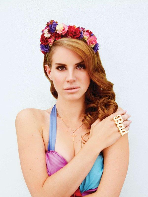Beauty Crush: Lana Del Rey