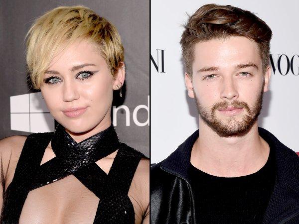 Relationship : Miley Cyrus et Patrick Schwarzenegger