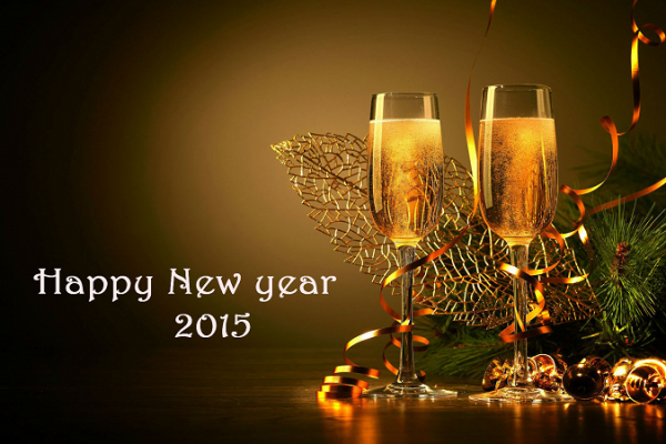 Happy New Year 2015 !!!!