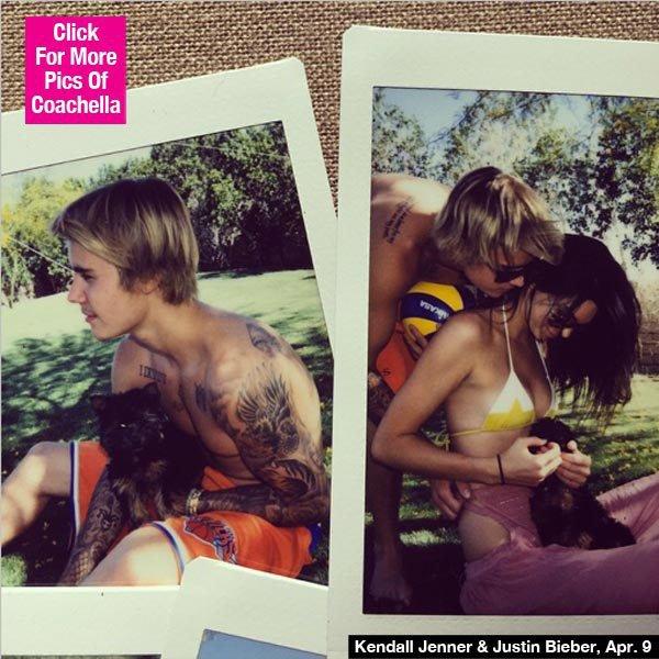 Photoshoot Justin Bieber et Kendall Jenner
