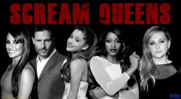 Ariana Grande , Emma Robert , Nick Jonas and Lea Mitchel joueront dans Scream Queens !