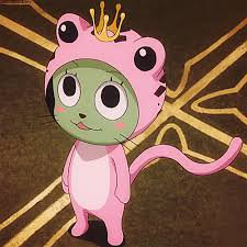 C'est étrange, cet espèce de chat mutant me rends complètement zuzu*soupire*