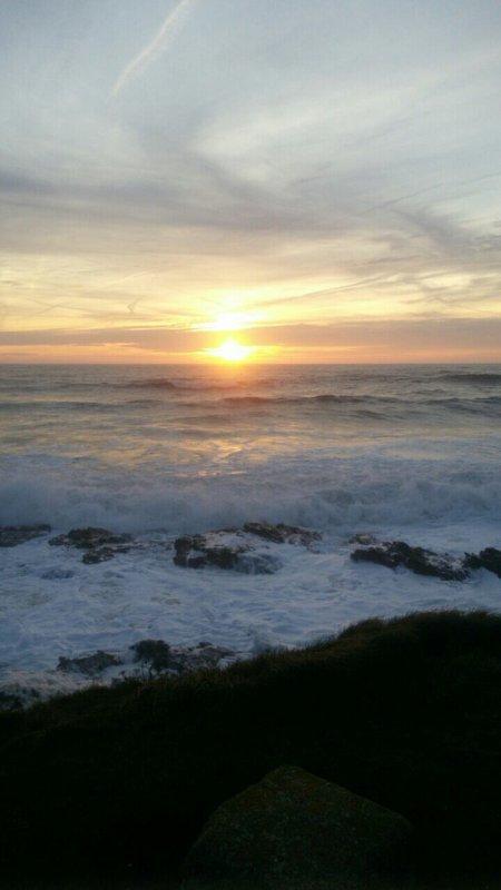 J'aime allez réfléchir sur cette côte !