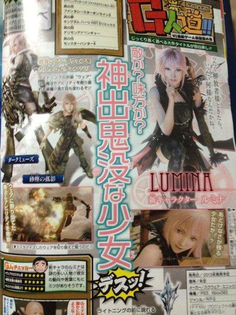 Lightning Returns : Final Fantasy XIII : Le premier trailer !