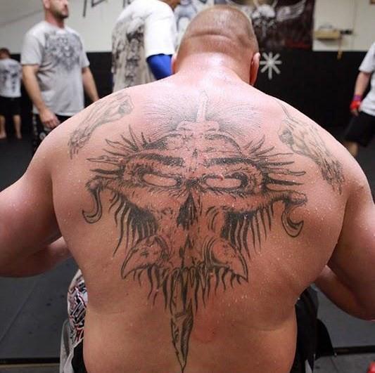 Le Tattoo Que Jaimerais Pour Mon Dos