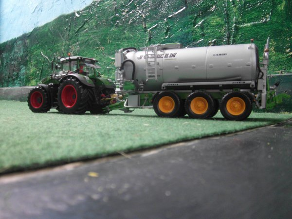 épandage par l entreprise agricole marschalle