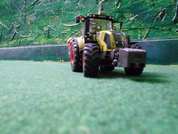 épandage des angrais par l entreprise agricole marschalle