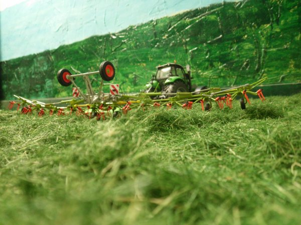 fanage pour les ensilages avec l entreprise agricole marschalle