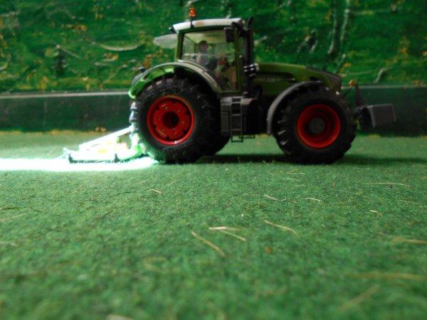 aération des prairies par l entreprise agricole marschalle