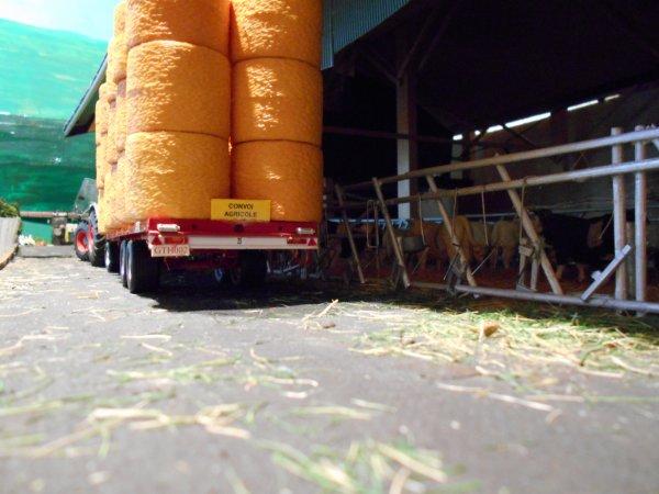les pailles avec l entreprise agricole marschalle