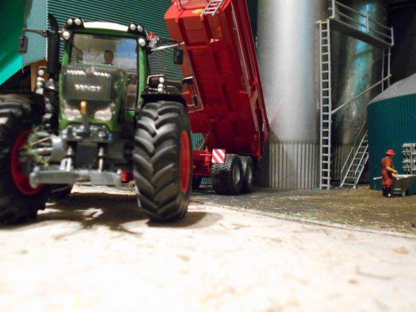 mais grain avec l entreprise agricole marschalle
